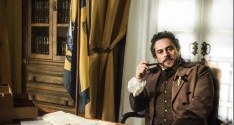 Globo apresenta a série Filhos da Pátria, ambientada no século XIX
