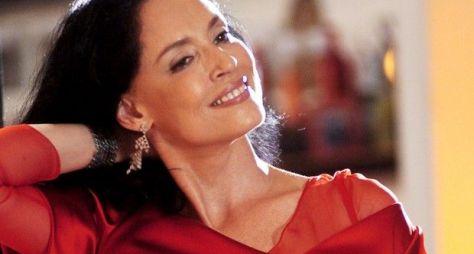 Sônia Braga desmente que estará em série da Globo
