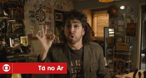 Tá no Ar: A TV na TV volta ao ar em janeiro, na Globo