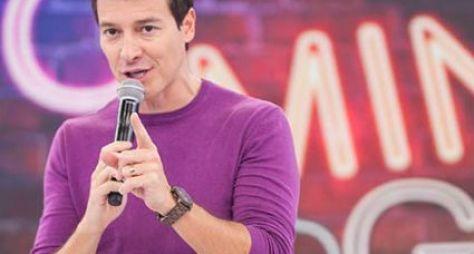 Rodrigo Faro revela que Eliana o ajudou na carreira de apresentador