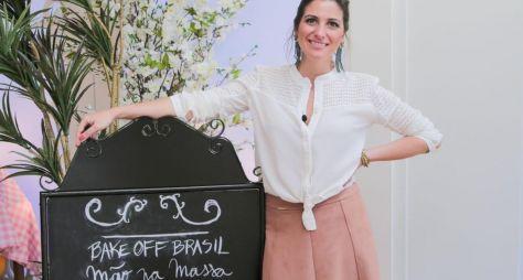 Repleto de novidades, SBT estreia 3ª temporada do Bake Off Brasil