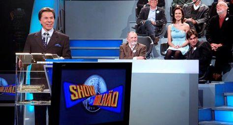 SBT desiste de vez da volta do Show do Milhão