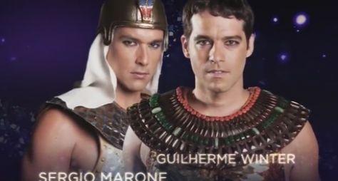 Sérgio Marone e Guilherme Winter repetirão parceria em Apocalipse