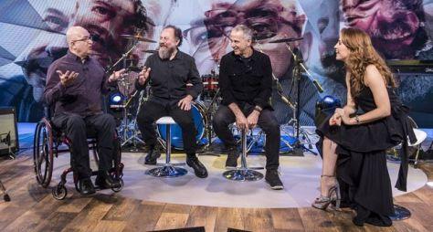 Paralamas do Sucesso lançam álbum de inéditas no Fantástico