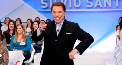 Programa Silvio Santos alcança dois dígitos e garante vice-liderança isolada