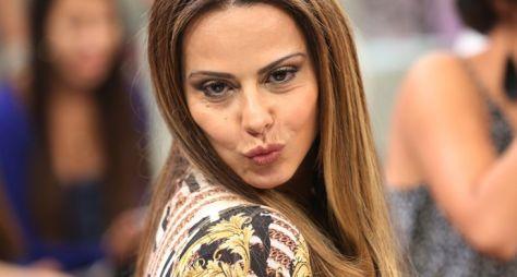 Sem vínculo com a Globo, Viviane Araújo segue nos planos de Aguinaldo Silva
