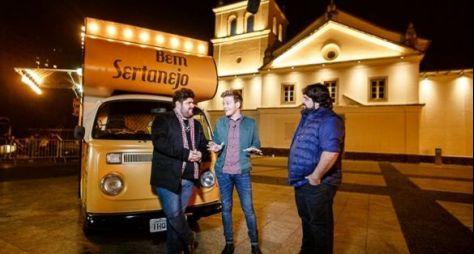 Fantástico: Começa a nova temporada do Bem Sertanejo