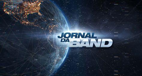 Jornal da Band cresce em audiência e disputa a vice-liderança