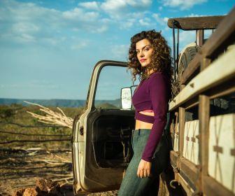 Mayana Neiva retorna à TV em O Outro Lado do Paraíso