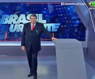 Band antecipa renovação de contrato de José Luiz Datena