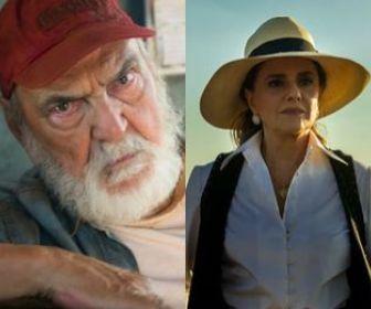 Lima Duarte e Marieta Severo serão rivais em O Outro Lado do Paraíso