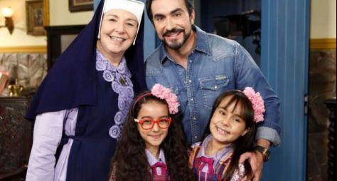 Padre Fábio de Melo surpreende em participação especial de Carinha de Anjo