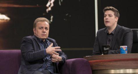 """Gugu lembra quando Silvio impediu sua ida para a Globo: """"Não me arrependo"""""""