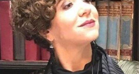 Marisa Orth apresenta seu novo visual para Tempo de Amar