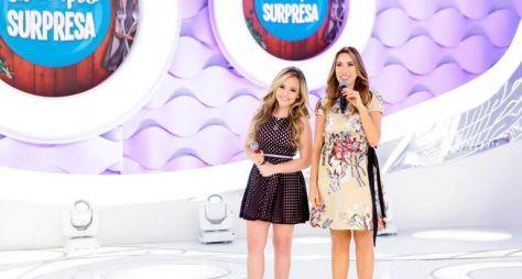Larissa Manoela realiza sonho de fã no programa Eliana neste domingo (27)