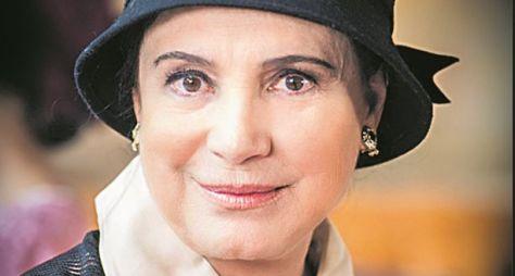 Veja a primeira imagem de Regina Duarte caracterizada para Tempo de Amar