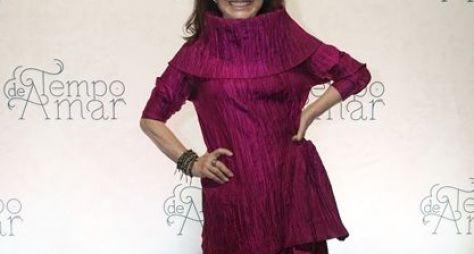 Regina Duarte fala de sua personagem em Tempo de Amar