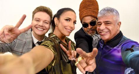 Ivete Sangalo chega ao The Voice Brasil