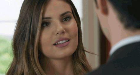 Pega Pega: Luiza descobre parte do segredo de Eric