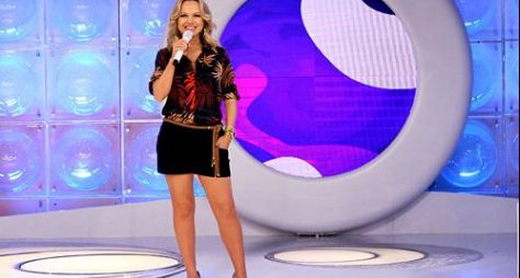 Eliana volta à televisão em outubro