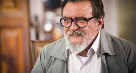 Luis Melo vai lutar contra o racismo da mulher em O Outro Lado do Paraíso