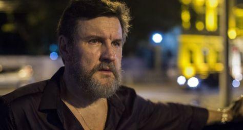Antonio Calloni se prepara para interpretar psicopata em série da Globo