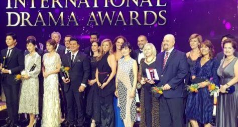 Escrava Mãe é eleita a Melhor Novela de 2016 em premiação internacional