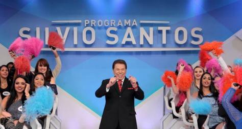 Silvio Santos alcança a liderança em São Paulo nesse domingo (10)