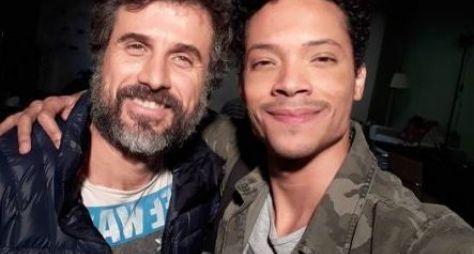 Ator de Pega Pega ajuda na preparação de Eriberto Leão para personagem gay