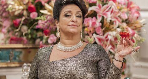 Grace Gianoukas voltará à telinha em Orgulho e Paixão
