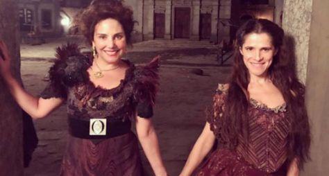Após 10 anos, Heloísa Perissé e Ingrid Guimarães voltam a contracenar na TV