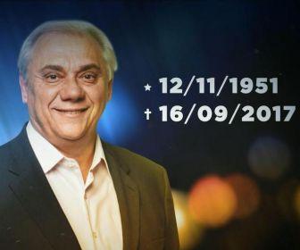 Aos 65 anos, morre o jornalista Marcelo Rezende, vítima de câncer