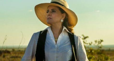 Marieta Severo se destaca em gravações de O Outro Lado do Paraíso
