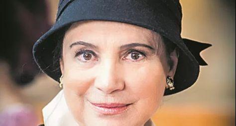 "Regina Duarte rebate fofoca de jornalista: ""Calhordice"""