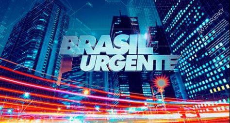 Brasil Urgente SP supera Record TV e registra pico de 11 pontos