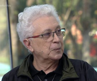 No Vídeo Show, Aguinaldo Silva confirma O Sétimo Guardião