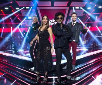 The Voice Brasil estreia nesta quinta (21), na Globo