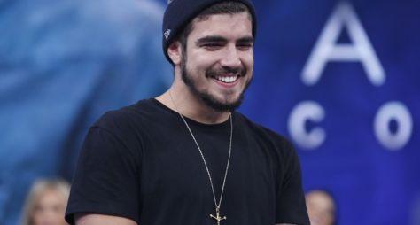 Caio Castro fica com papel de Cauã Reymond em O Sétimo Guardião