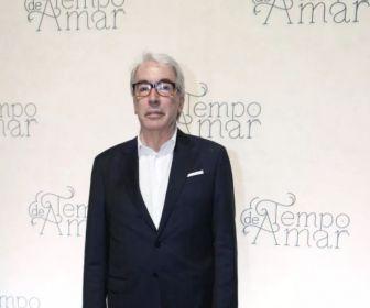 Com Tempo de Amar, Alcides Nogueira comemora 40 anos como roteirista