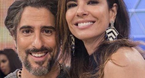 Liberada pela RedeTV, Luciana Gimenez grava Legendários, da Record