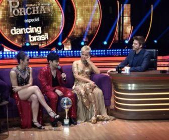 No Programa do Porchat, Xuxa reconhece que não vem correspondendo na audiência