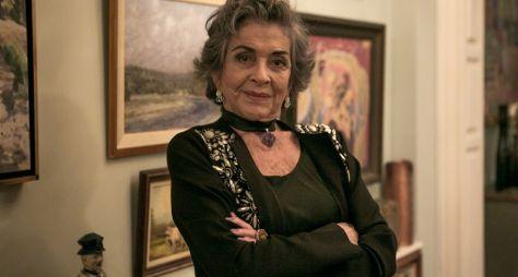 Betty Faria é reservada para O Sétimo Guardião
