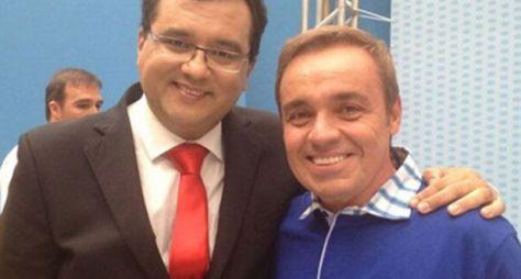Record TV pode trocar Gugu por Geraldo Luís