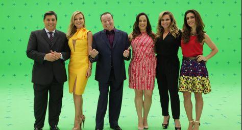 Em setembro, SBT superou Record TV em SP e no PNT