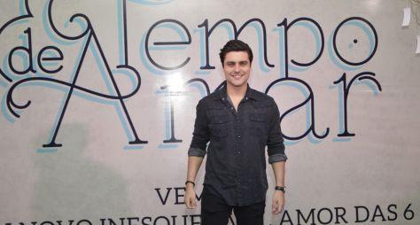 Guilherme Leicam vai se apaixonar por Bárbara França em Tempo de Amar