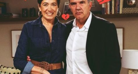 Humberto Martins torce por final feliz de Eurico e Silvana em A Força do Querer
