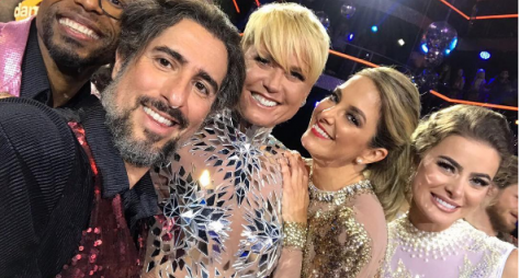 Xuxa reúne estrelas no especial do Dancing Brasil