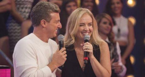 Angélica e Huck podem comandar programa musical na Globo