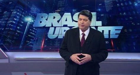 Sucesso de audiência, Brasil Urgente terá mais tempo de arte