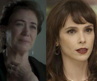 Em A Força do Querer, Irene levará uma surra de Silvana